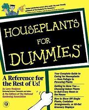 Houseplants for Dummies by National Gardening Association Staff and Larry...