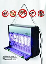 Electronic Bug Zapper Killer Insect Fly Mosquito Indoor Cover 6000sqr ft NEW