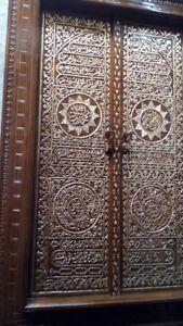 Hand-Carved-Teak-Wood-Arabic-Calligraphy-Kaaba-Door-Pre-Order