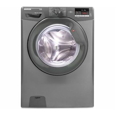 HOOVER Link DHL 1492DR3R NFC 9 kg 1400 Spin Washing Machine - Graphite - Currys