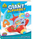 School Zone Giant Workbooks: Alphabet by Hinkler Books (Paperback, 2010)