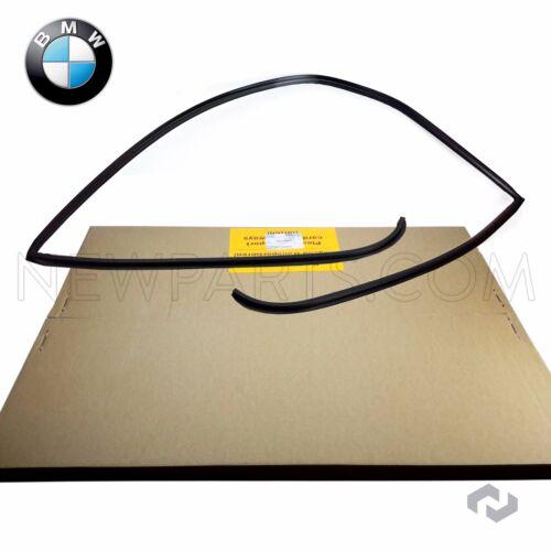 For BMW E60 535i Rear Upper Windshield Moulding Windscreen Seal Weatherstrip OES