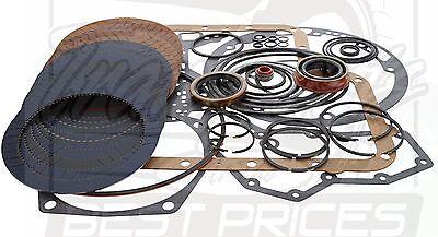 Ford 4R70W Transmission Less Steel Overhaul Rebuild Kit 1998-2003