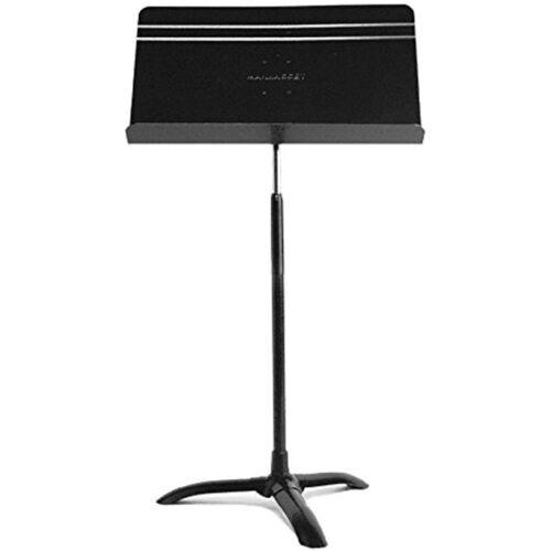 Pro Music Stand Fold Sheet Adjust Black Holder Tripod Travel Concert School New