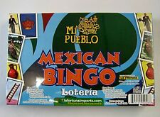 Juego de Loteria / Mexican Bingo 15 Tablets 54 Playing Cards Made in Mexico