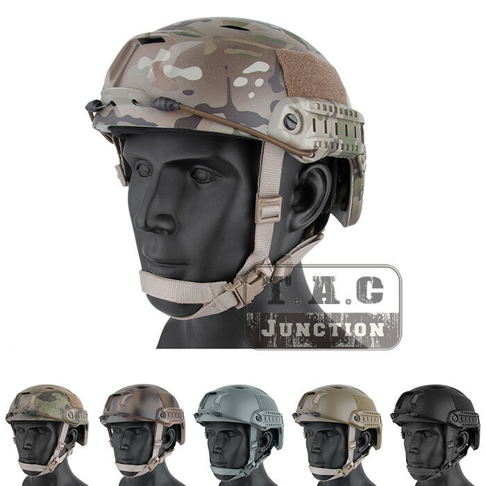 Emerson Tactical Fast Helmet BJ Type  Bump Jump Advanced Adjustment w  Side Rail  sale with high discount