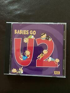 Babies Go U2 for Children Lullaby (CD, 2005)
