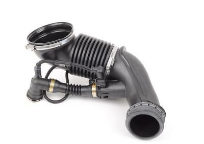 Genuine BMW 335d Air Mass Meter Intake Cleaner Pipe Filtered e90 13717808156