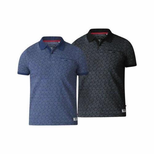 Big Mens Brooklyn Withe Polo Shirt Sizes 2XL 3XL 4XL 5XL 6XL