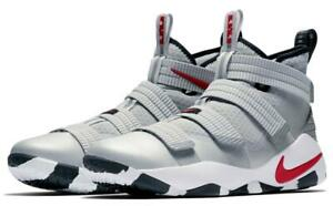 competitive price 0e377 b38c3 Image is loading Nike-Men-039-s-LeBron-Soldier-XI-SFG-