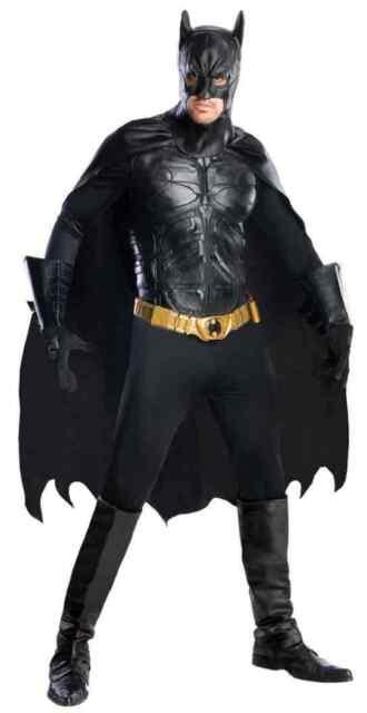 Batman Fancy Dress Costume Large