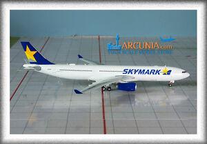 "Phoenix 1:400 Skymark Airlines Airlines Airbus a330-300 ""JA330D"""
