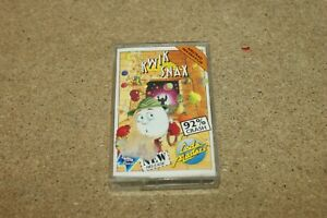 Amstrad-CPC-464-Game-Tape-Kwik-Snax-K8
