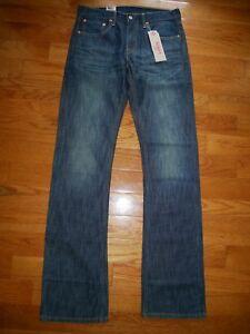 99fe3d58fc8 Details about Levi's 527 Slim Boot Cut Men's Jeans 30 - 34 NEW Indigo Wash