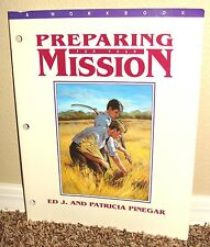 PREPARING FOR YOUR MISSION by Ed J. Pinegar A WORKBOOK 1992 1STED LDS MORMON PB