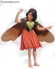 Cicely Mary Barker Black Bryony Flower Garden Fairy Figurine Ornament NIB