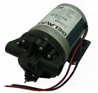 12v Delavan Diaphragm Fb2 Series Pump 60 Psi 7 Gpm Bypass Design 7870-111e