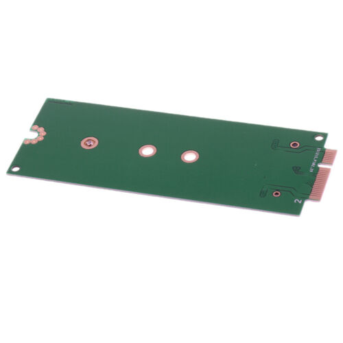 M.2 NGFF Adapter for 2012 /& Early 2013 MacBook Pro Retina SSD Replacement