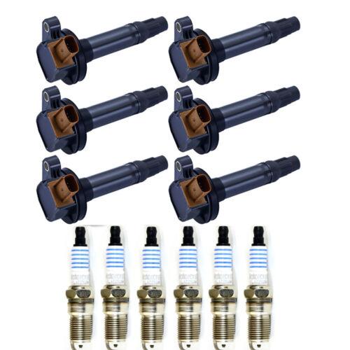 Ignition Coil For Ford Police Interceptor F-150 Transit Ecoboost 3.5L V6 SP534