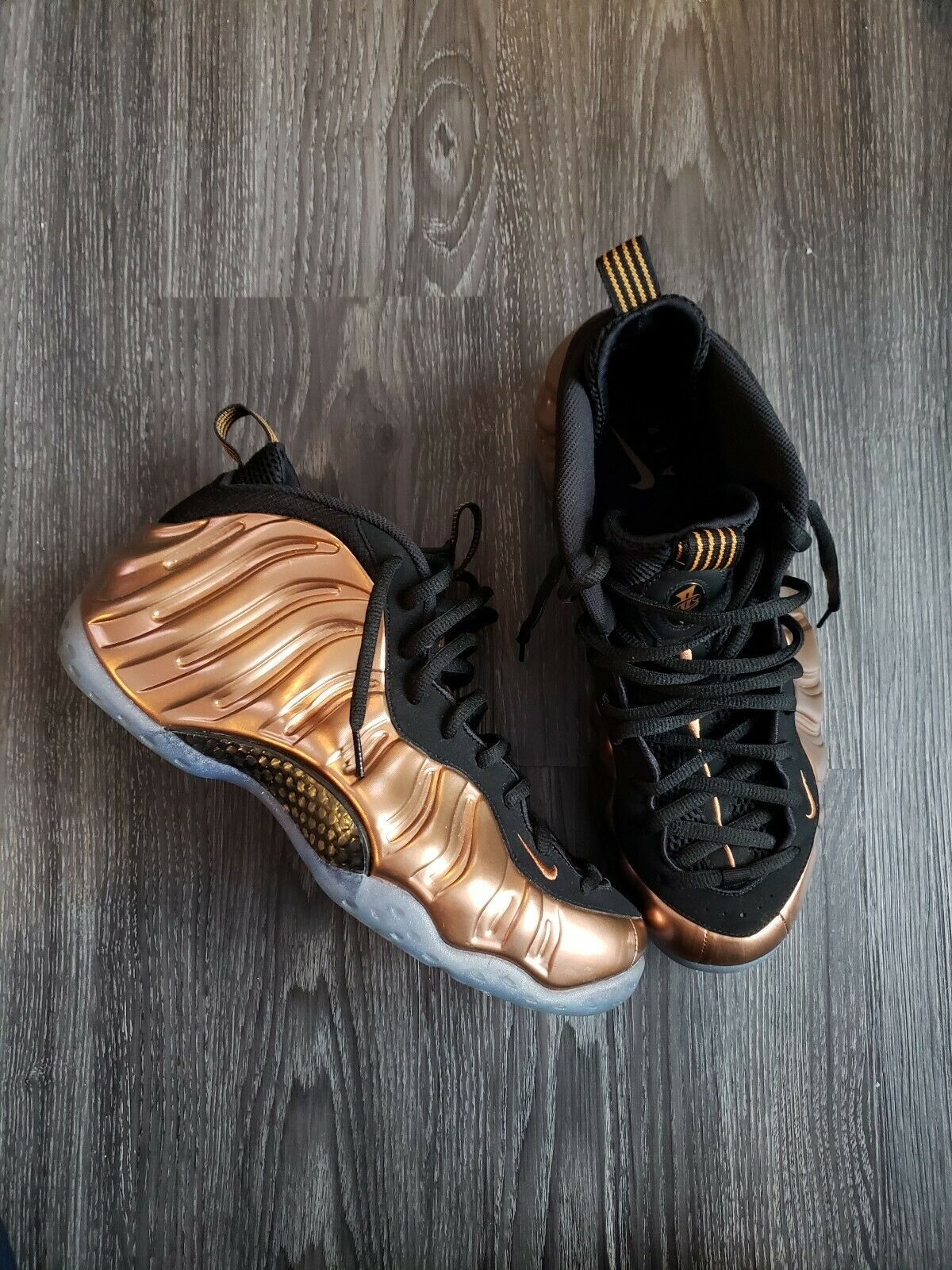 0d02a728557 Nike Air Foamposite One Copper 12 good condition in very nkzesy2041 ...