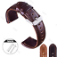 18mm-Quick-Release-Band-Leather-Strap-For-Gen-4-Smartwatch-Fossil-Q-Venture-HR thumbnail 39