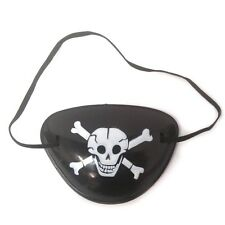 12 x PIRATE EYE PATCH CAPTAIN JACK TOY GIFT BOY GIRL BIRTHDAY PARTY BAG FILLERS