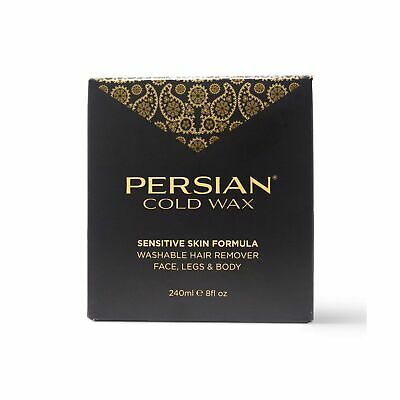 Persian Cold Wax Kit Hair Removal Sugar Wax For Body Waxing Women