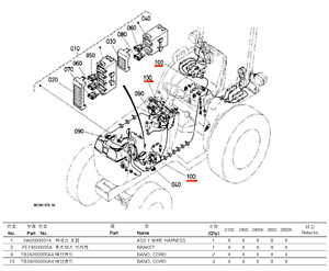 branson tractor wiring diagram    branson       tractors    oem ha00000014j    wiring    harness for 2100     branson       tractors    oem ha00000014j    wiring    harness for 2100