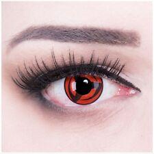 "Coloured Contact Lenses Sharingan ""Kakashi"" Contacts Color + Free Case Carnival"