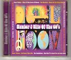 (HH415) Number 1 Hits of the 60s, 19 tracks various artists - 2000 CD