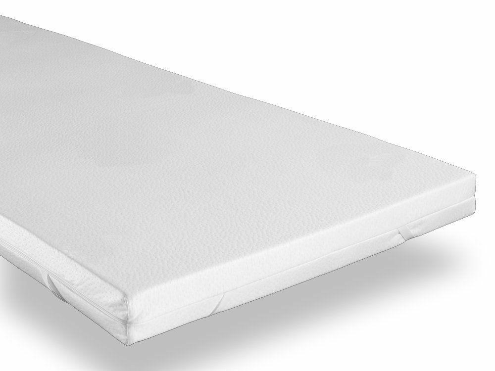 Ergomed® Kaltschaum Matratzen Topper ErgoFoam II 80x220 7 cm Matratzentopper