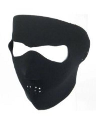 Creepy Evil Scarecrow Neoprene Full Face Mask Capsmith  Free Shipping Black