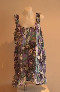 Billabong-Ladies-Dress-FLORAL-SIZES-8-10-amp-12-NEW