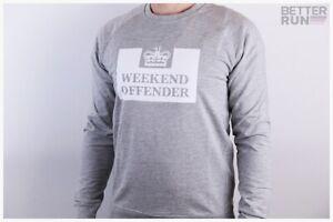 Weekend-application-Shirt-Long-Manche-Penitentiary-Classic-Grey-Marl