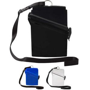 Witz-Passport-Locker-Lightweight-Waterproof-Sport-Case-with-Lanyard