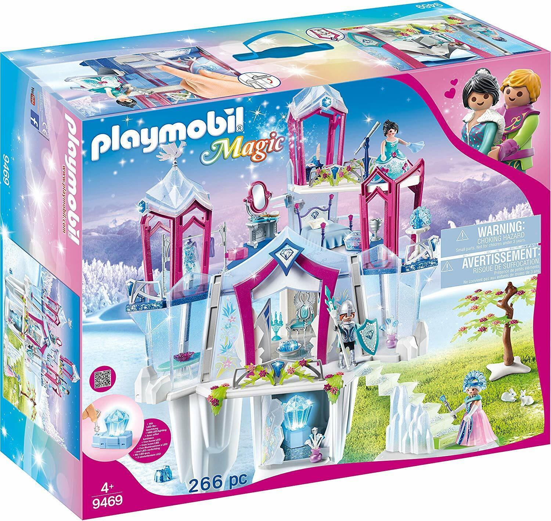 Playmobil  Magic 9469. Palacio de cristal. Más de 4 años. 266 piezas  benvenuto per ordinare