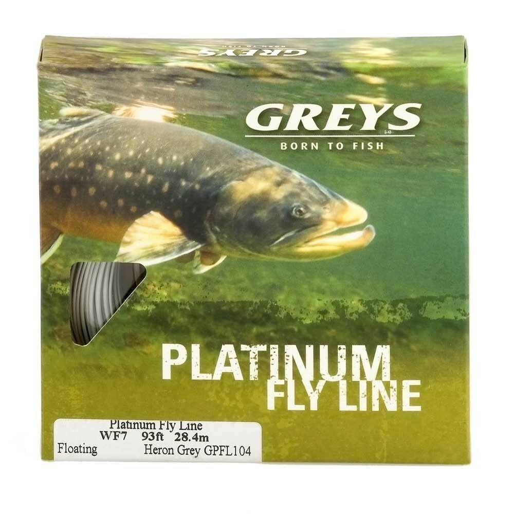 Greys Platinim Fly Line [Various]