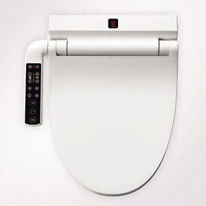 Royal toto rb1350 toilet bidet washlet smart touch dry heated seat 220v ems ebay - Bidet heated toilet seat ...