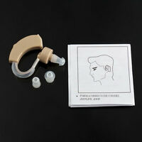 Small In The Ear Invisible Best Sound Amplifier Adjustable Tone Hearing Aids Ew
