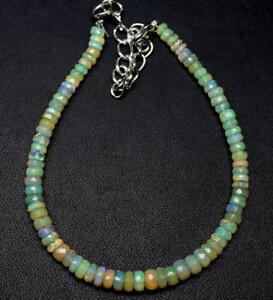 Natuerliche-aethiopische-TOP-Qualitaet-Opal-Edelstein-Armband-965-Silber-Verschluss