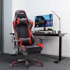 Silla de Oficina Gaming Racing Escritorio Videojuegos Sillon Gamer Despacho