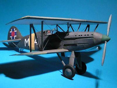 Avia B.534         1:33   mit Lasercutteilen Modelik 19//04