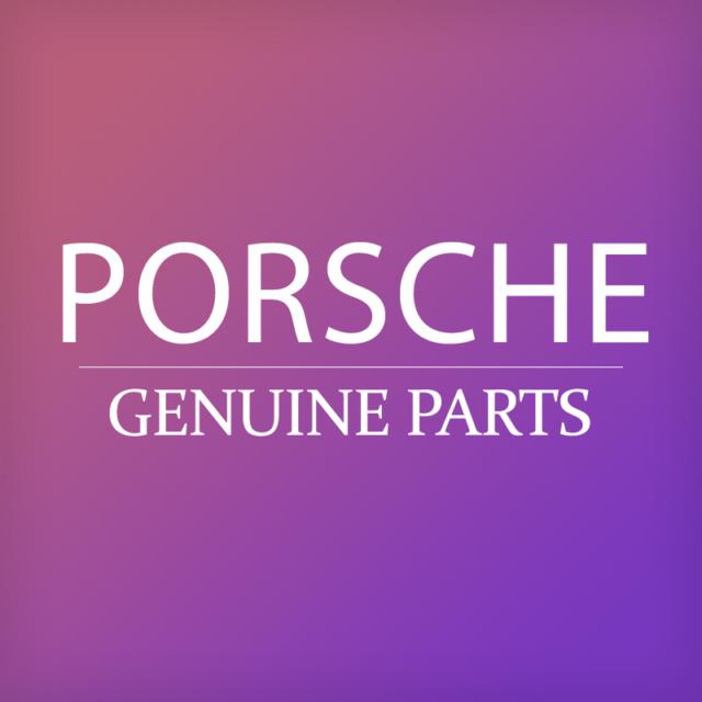 Genuine PORSCHE Key Case Marine Blue PCG044100017JX
