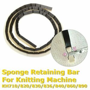 120cm-Sponge-Retaining-Bar-for-Brother-Knitting-Machine-KH710-820-830-836-840