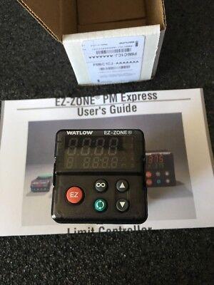 WATLOW CONTROL TEMPERATURE 120-240 VOLTS PM6C1CJ-AAAAAAA NEW NOT ORIGINAL BOX