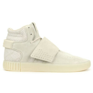 best service f16a9 1a0ce ... discount adidas tubular viral chalk white shoes s75914 7502f 1d9ec  italy image is loading adidas men 039 s tubular invader strap beige 55f2e  bf94a ...