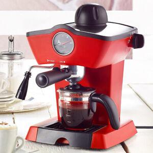 Macchinetta Vintage da Caffè Espresso, Cappuccino, Latte Macchiato, Portafiltro