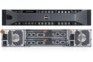 Dell EqualLogic PS6210X 21.6 TB 24 x 900GB SAS iSCSI SAN Array 10GBe/10GB