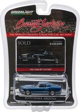 `67 Ford SHELBY GT500 Mustang  1967 **Greenlight Barrett Jackson 1:64 RAR+OVP