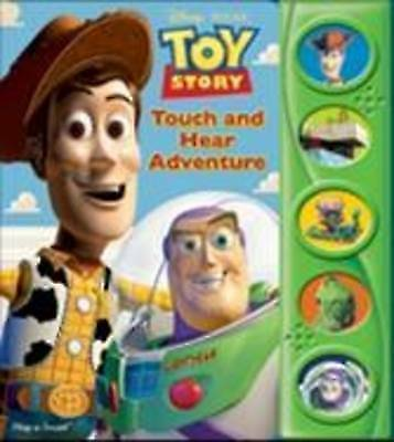 TOY STORY - TOUCH AND HEAR ADVENTURE (Little Touch & Hear Books), Publications I